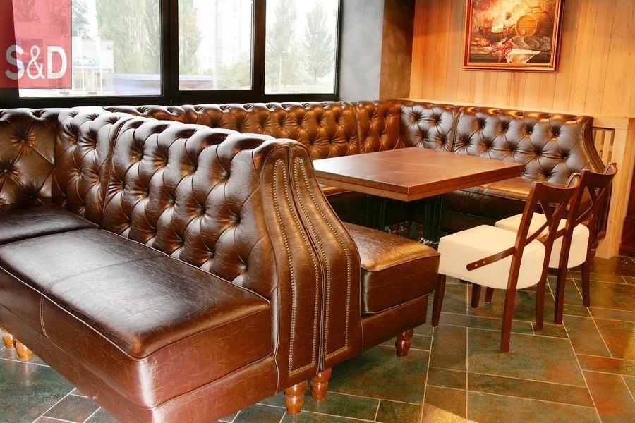 VaBene4 - Мягкая мебель для кафе/ресторанов
