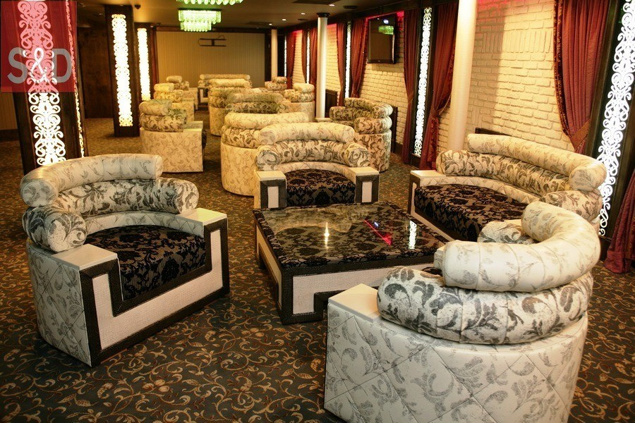 bakkara1 - Мягкая мебель для кафе/ресторанов