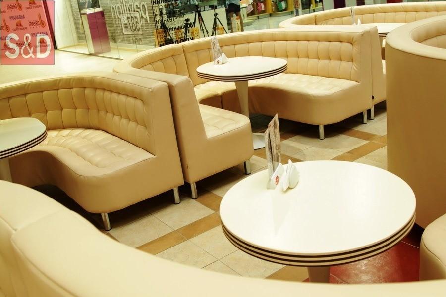 bondu1 - Мягкая мебель для кафе/ресторанов