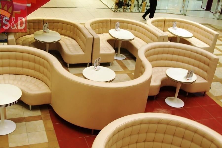 bondu2 - Мягкая мебель для кафе/ресторанов
