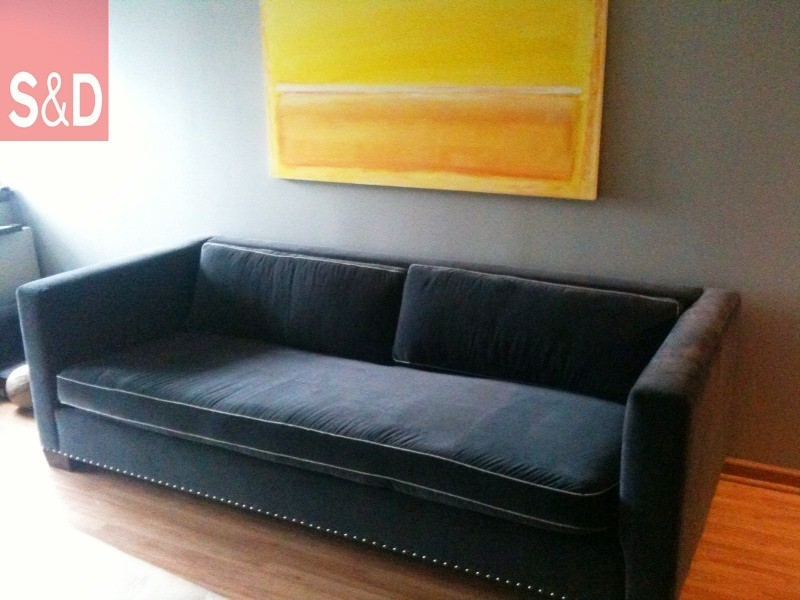 custom sofa final design - Наши работы