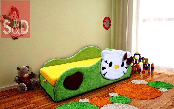 detskie divanyi s bortikami 16 1 - Мягкая мебель для детей
