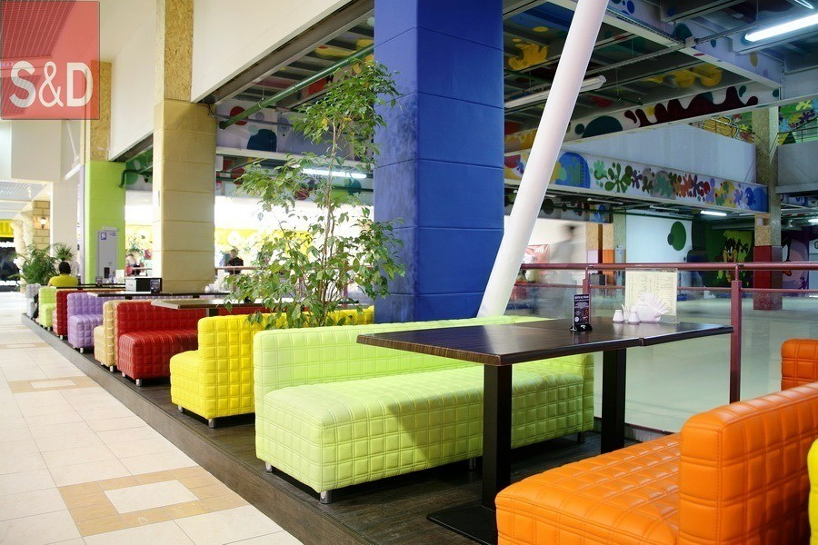 dream town1 - Мягкая мебель для кафе/ресторанов