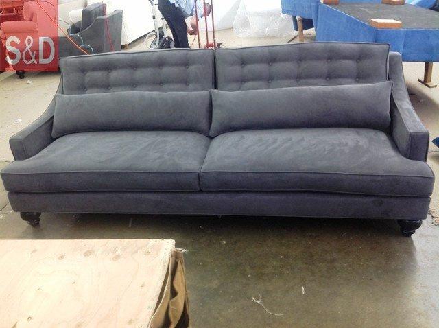 eclectic sofas - Авторский диван на заказ