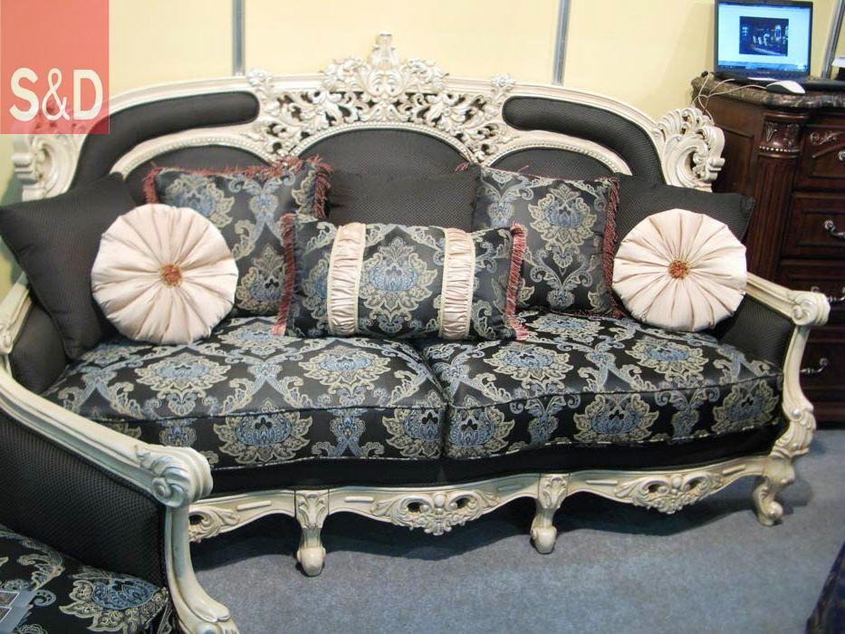 hd03d - Авторский диван на заказ