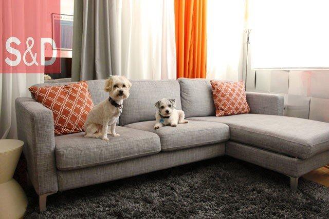 ikea sofa feature - Наши работы