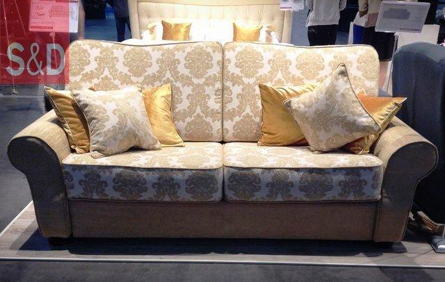 item 2072 - Авторский диван на заказ