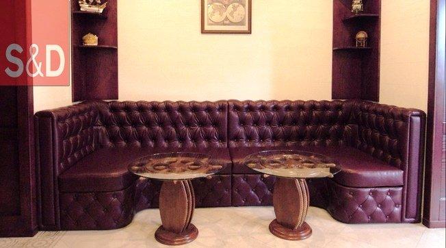 k25 - Мягкая мебель для кафе/ресторанов