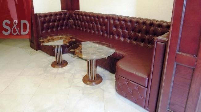 k26 - Мягкая мебель для кафе/ресторанов