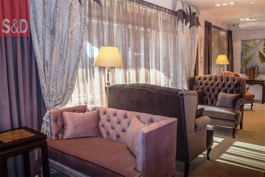 kailas - Мягкая мебель для кафе/ресторанов
