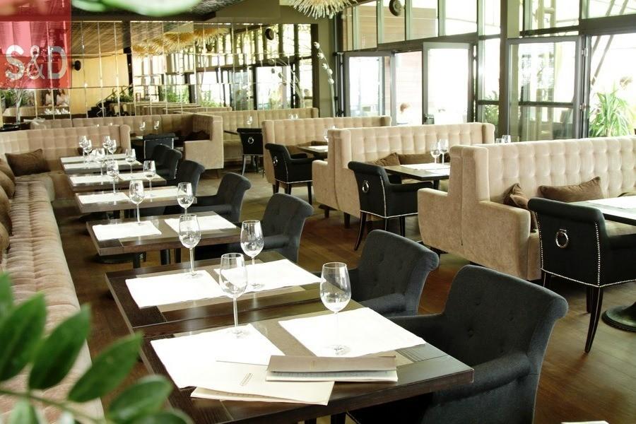 konkord1 - Мягкая мебель для кафе/ресторанов