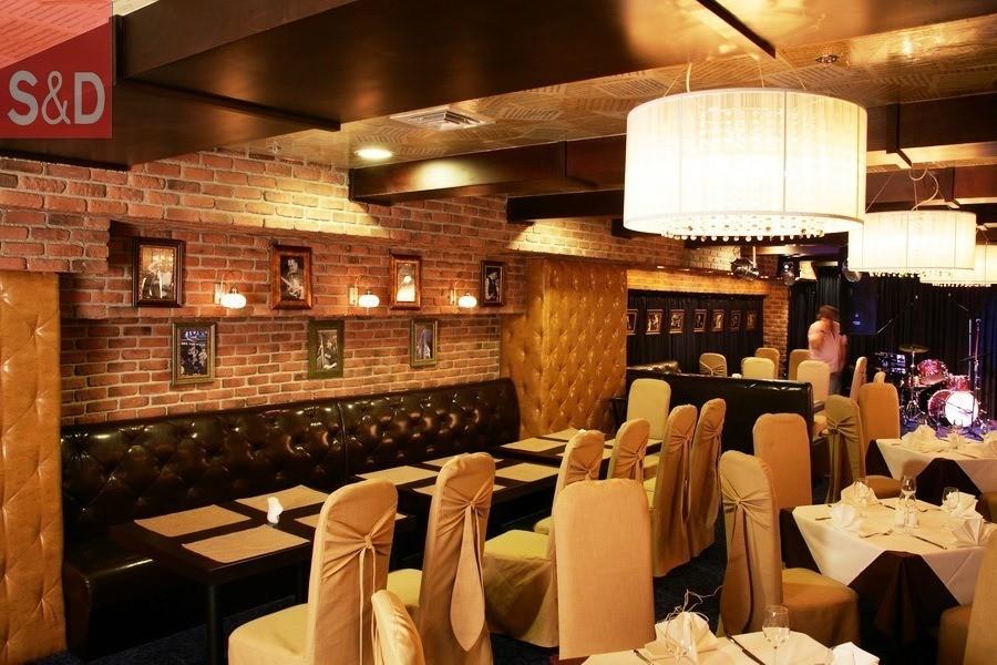 lapsha dzhaz1 - Мягкая мебель для кафе/ресторанов