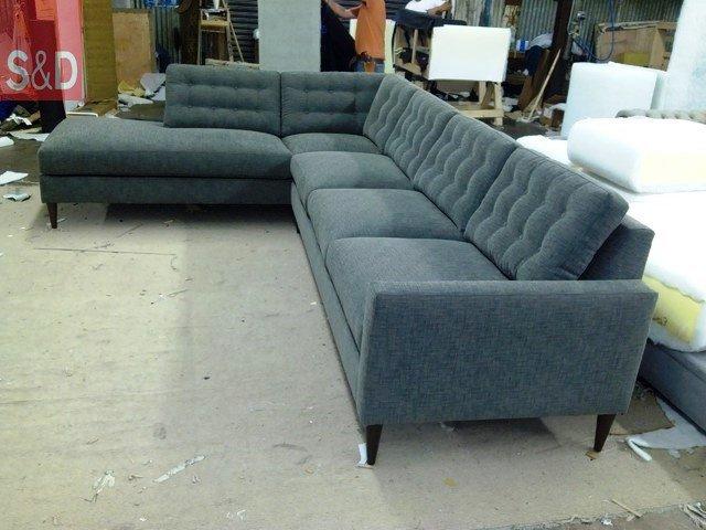 modern sofas - Угловые диваны на заказ