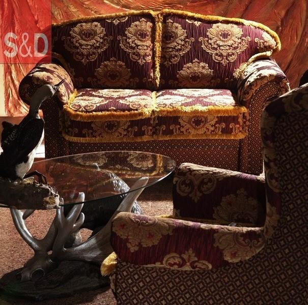 ohotnichij dvor1 - Мягкая мебель для кафе/ресторанов