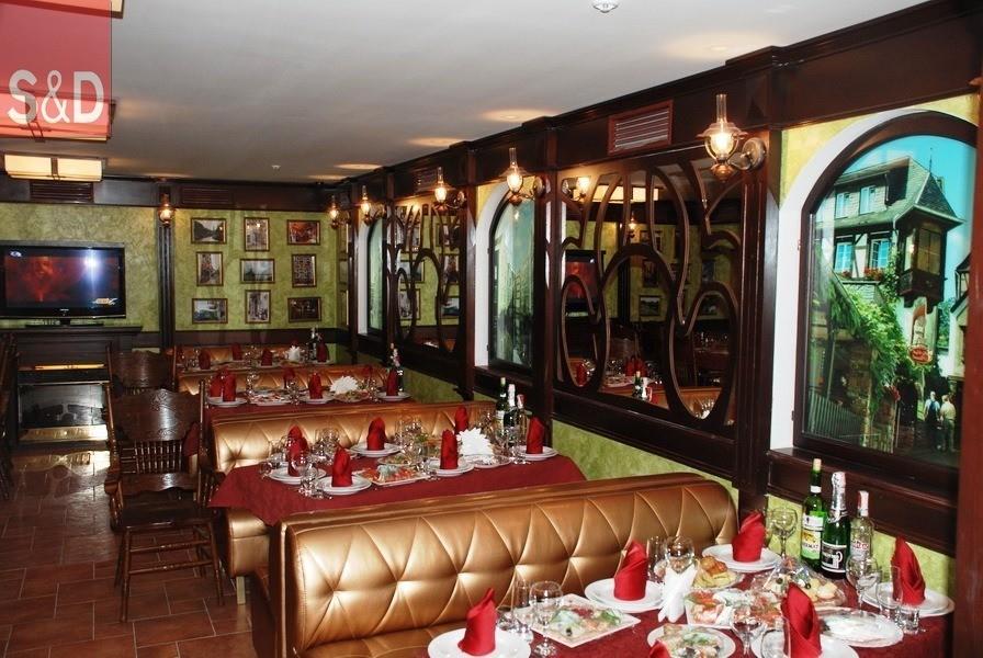 shengen - Мягкая мебель для кафе/ресторанов
