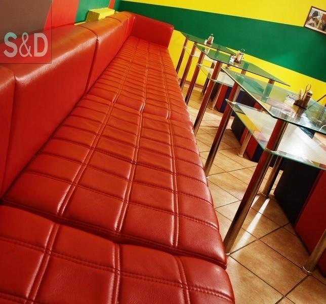stake hous - Мягкая мебель для кафе/ресторанов