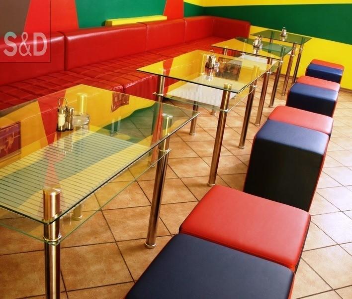stake hous1 - Мягкая мебель для кафе/ресторанов