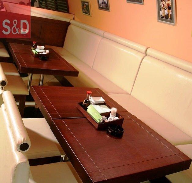 sushiya1 - Мягкая мебель для кафе/ресторанов