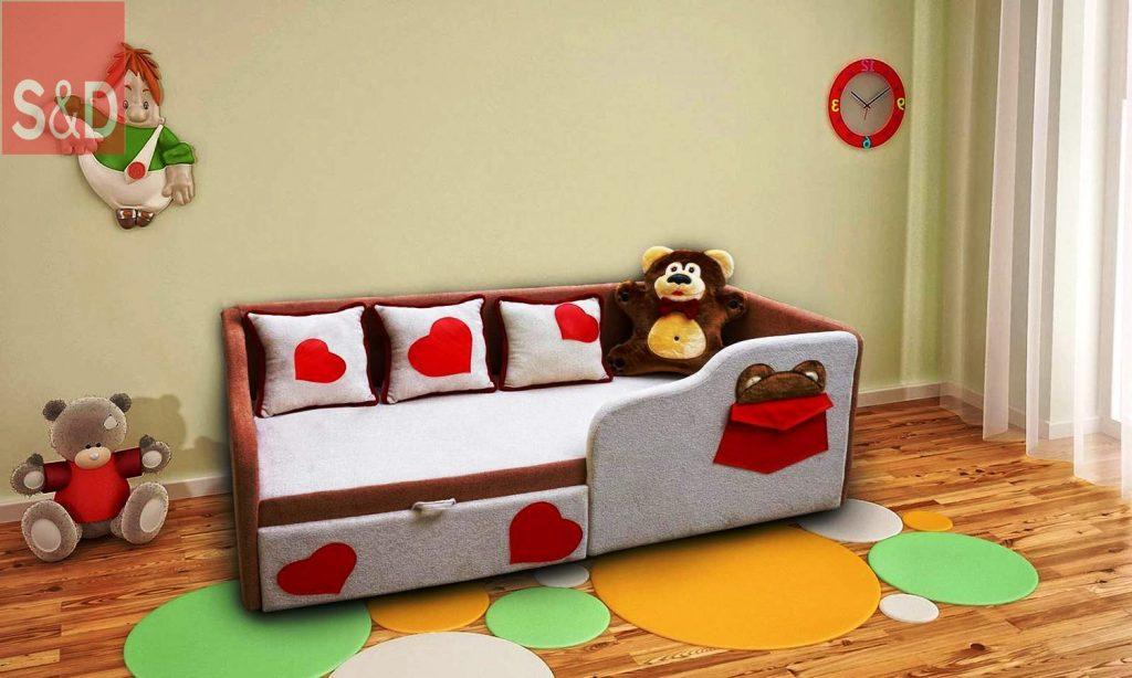ted 1024x614 - Мягкая мебель для детей