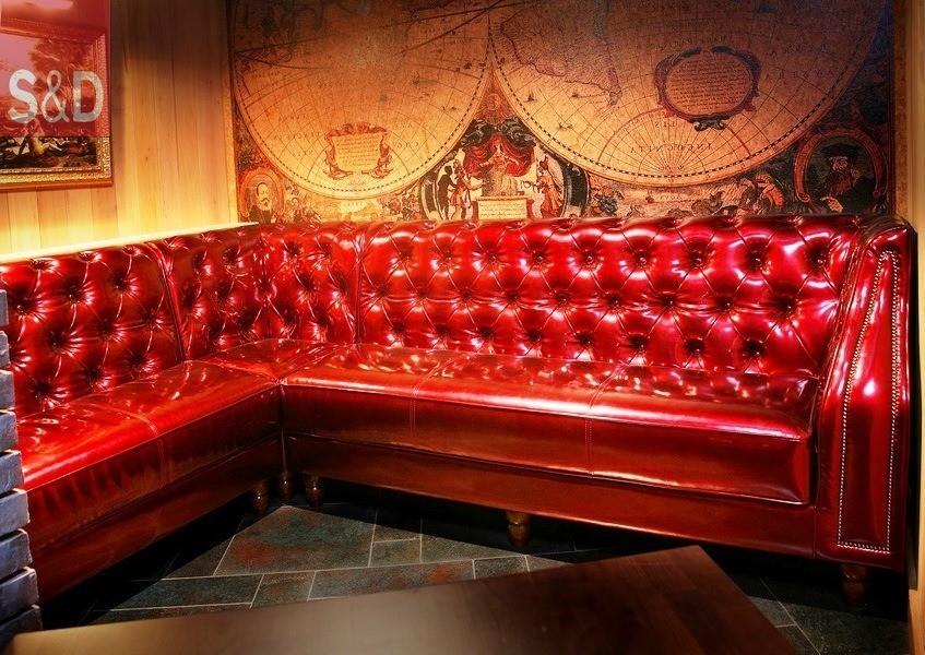 viller 1 - Мягкая мебель для кафе/ресторанов
