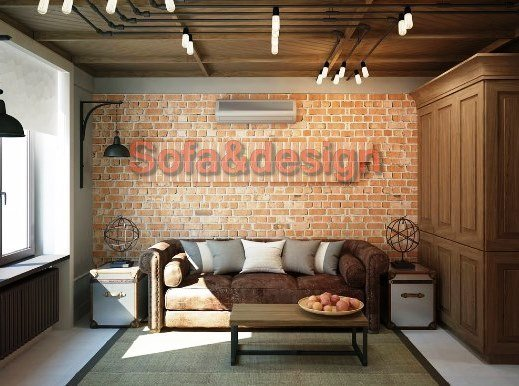 Screenshot 18 - Мягкая мебель в стиле Лофт