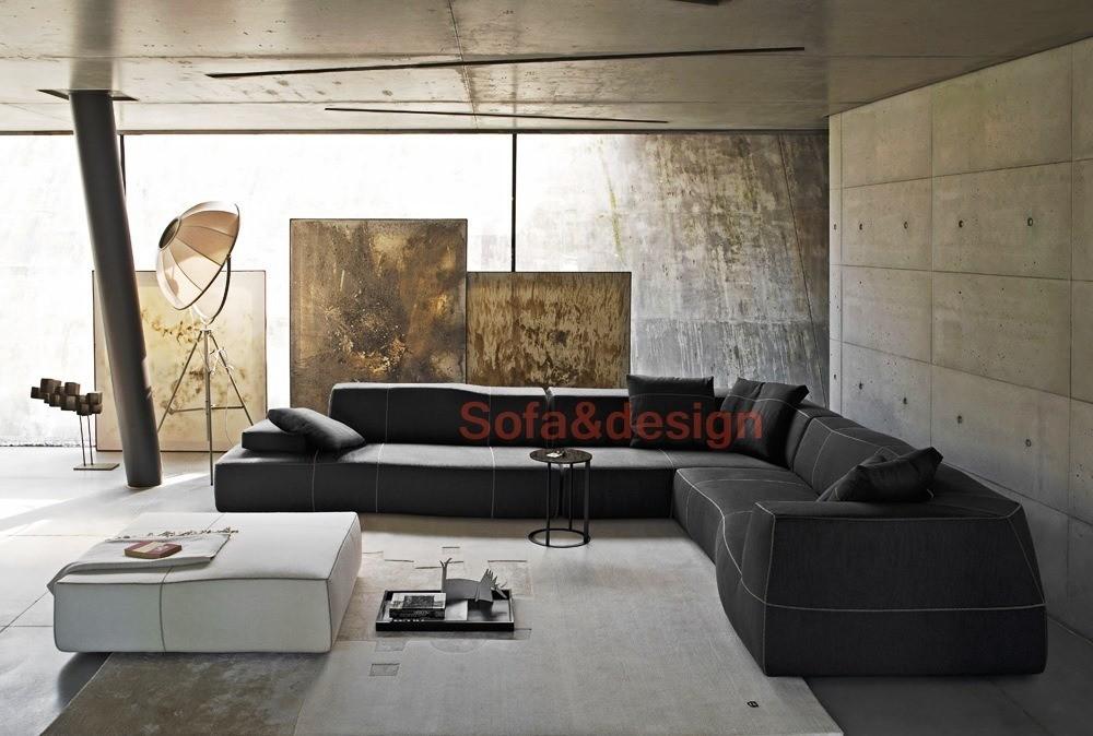 bend sofa 2 - Угловой модульный диван