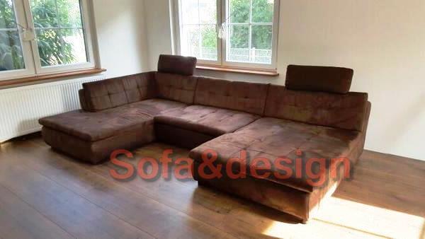 wohnlandschaft couch big foto bild 102162158 - П образный диван на заказ