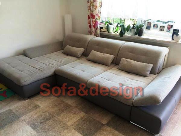 wohnlandschaft couch ecksofa foto bild 103624360 - Угловой модульный диван