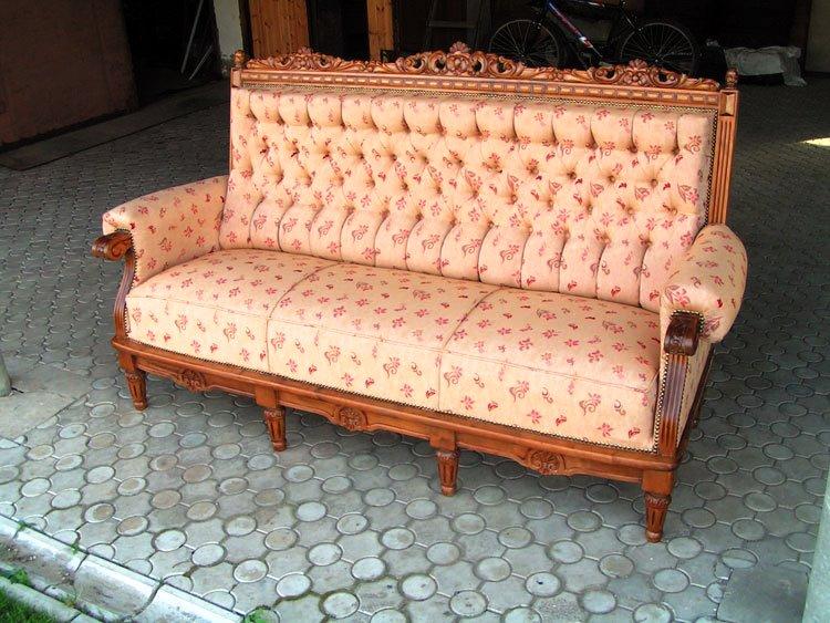 0082 - Перетяжка мягкой мебели