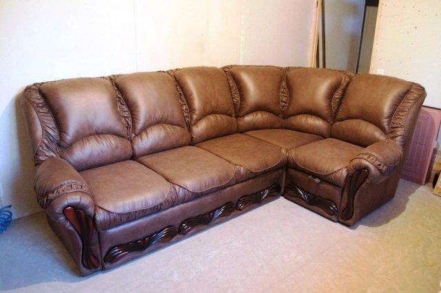 3657 - Перетяжка мягкой мебели