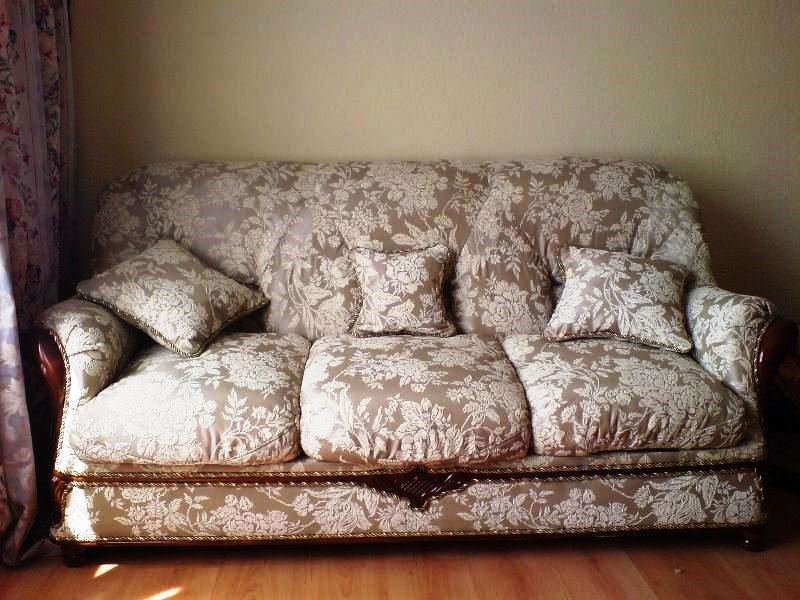 ap - Перетяжка мягкой мебели