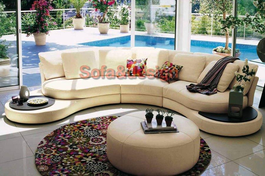 roche bobois formentera1 - Радиусный диван под заказ