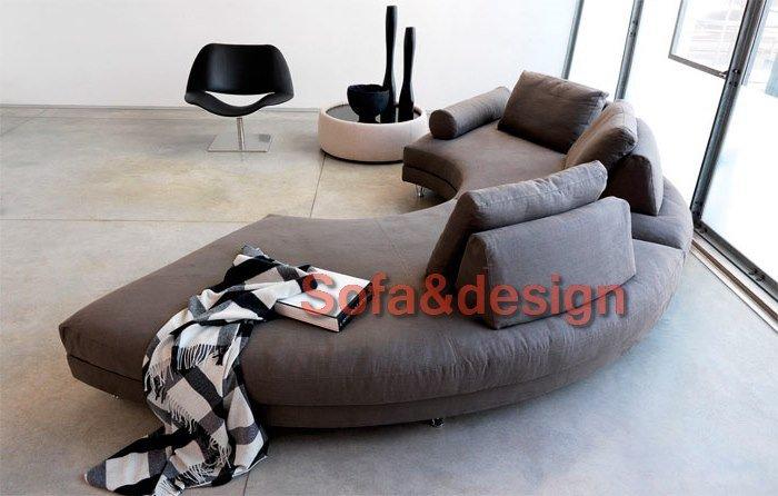 000000 - Радиусный диван под заказ