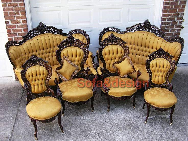 893572a94cab3caf7a4e3c1184f36a11 victorian parlor victorian decor - Мягкая мебель в стиле Ренессанс