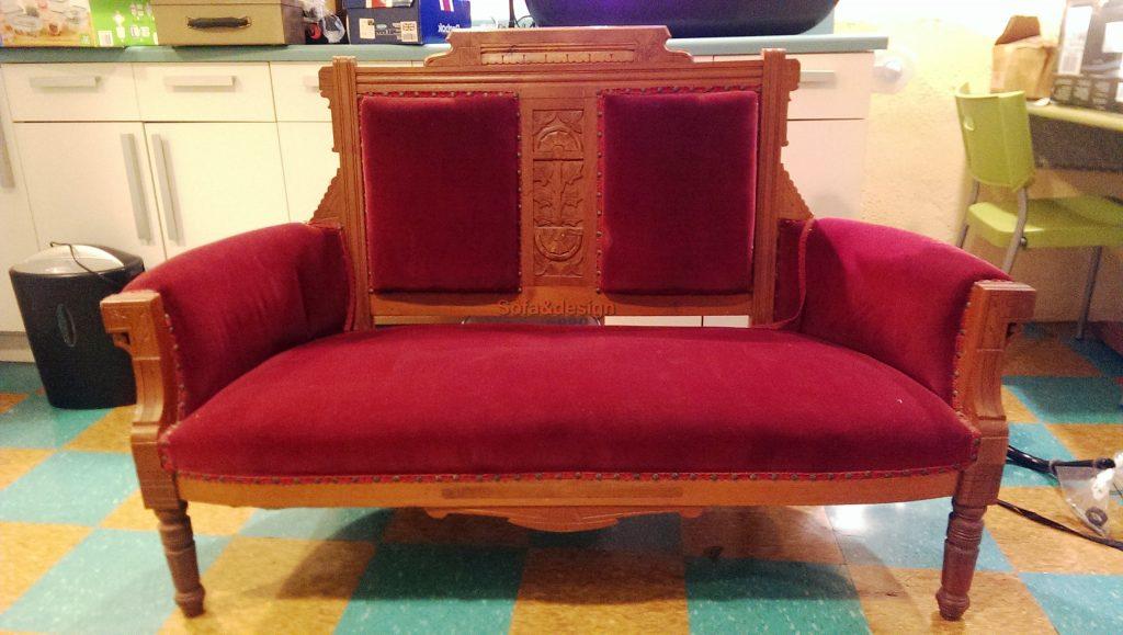 IMAG0578 1024x579 - Мягкая мебель в стиле Ренессанс