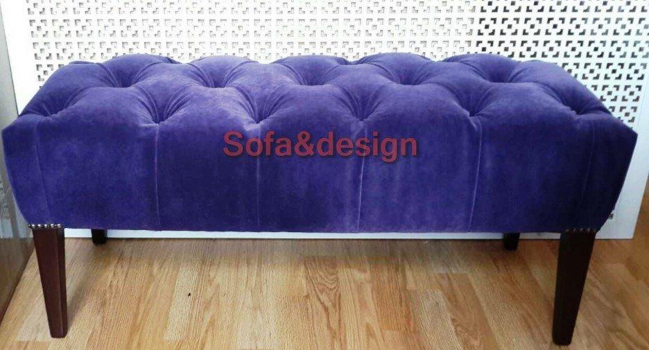 Screenshot 11 - Фиолетовый диван на заказ