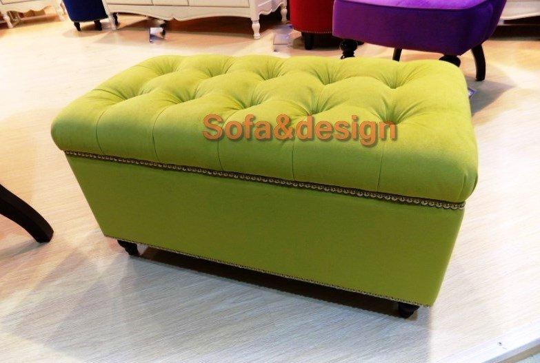 Screenshot 30 - Зеленый диван на заказ