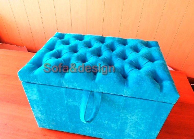 Screenshot 37 - Бирюзовый диван на заказ
