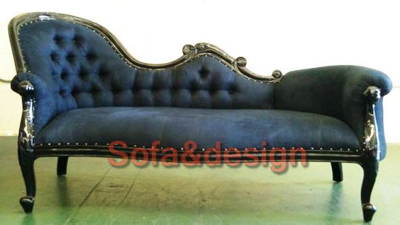 af98331e458a85b3bde03510f2e8a012 chaise longe lounge sofa - Мягкая мебель в стиле Рококо