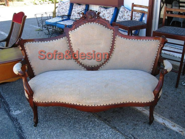 b1f86da21be177310b7f07850916010e victorian furniture settees - Мягкая мебель в стиле Рококо