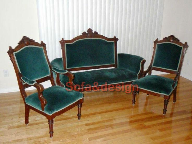 d02cfb69462844beb29fe0a376284a6b parlour settees - Мягкая мебель в стиле Рококо