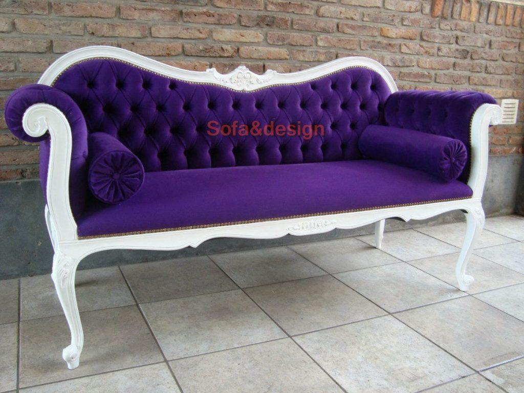 sofa chaislongue luis xv D NQ NP 13686 MLA3025650040 082012 F 1024x768 - Фиолетовый диван на заказ