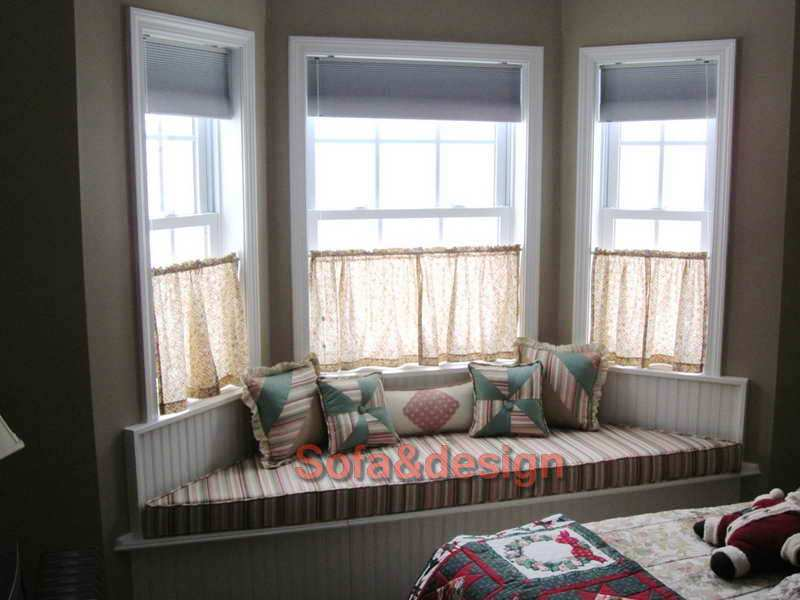 window seat designs cushions ideas beautiful 41826 - Диван в Эркер на Заказ