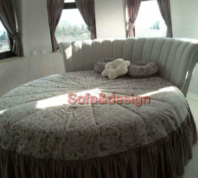 Screenshot 1 - Круглые кровати на заказ