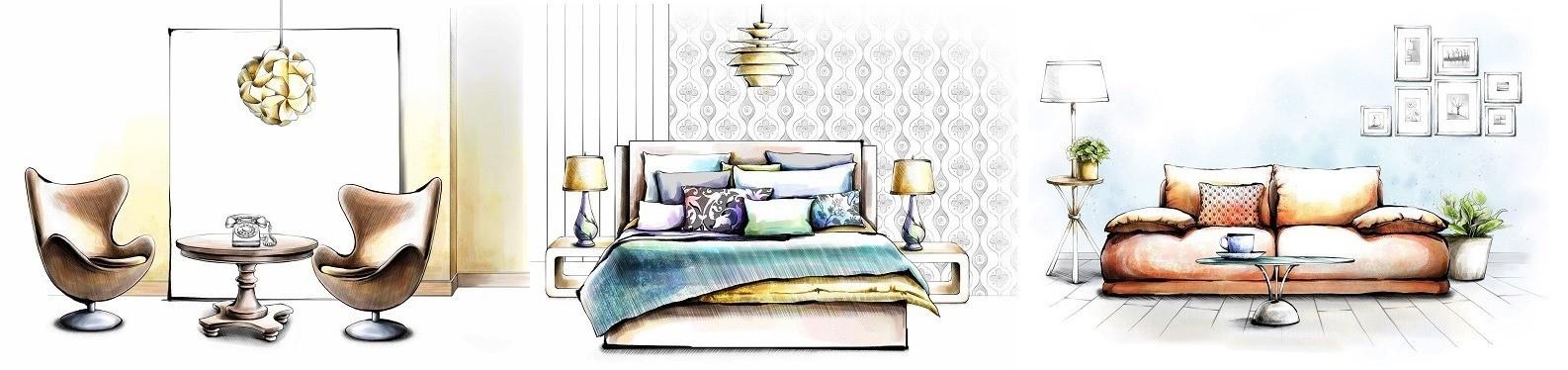 Sofa dizayn.zakazat - Фиолетовый диван на заказ