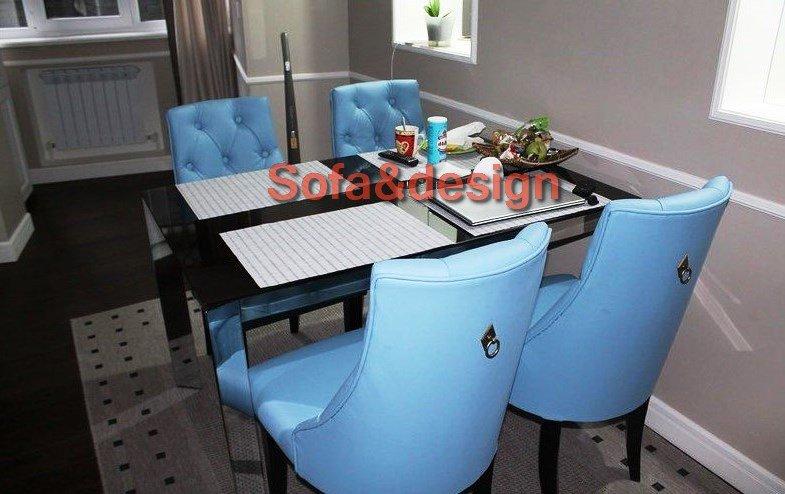 tsuats - Синий диван на заказ