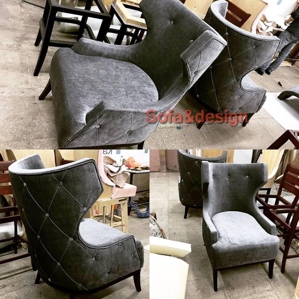 00092 n - Кресла на заказ Киев