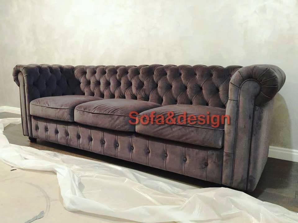 183104 n - Индивидуальный диван на заказ