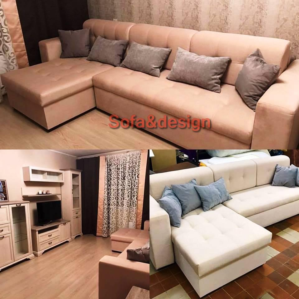 2085 n - Индивидуальная мягкая мебель