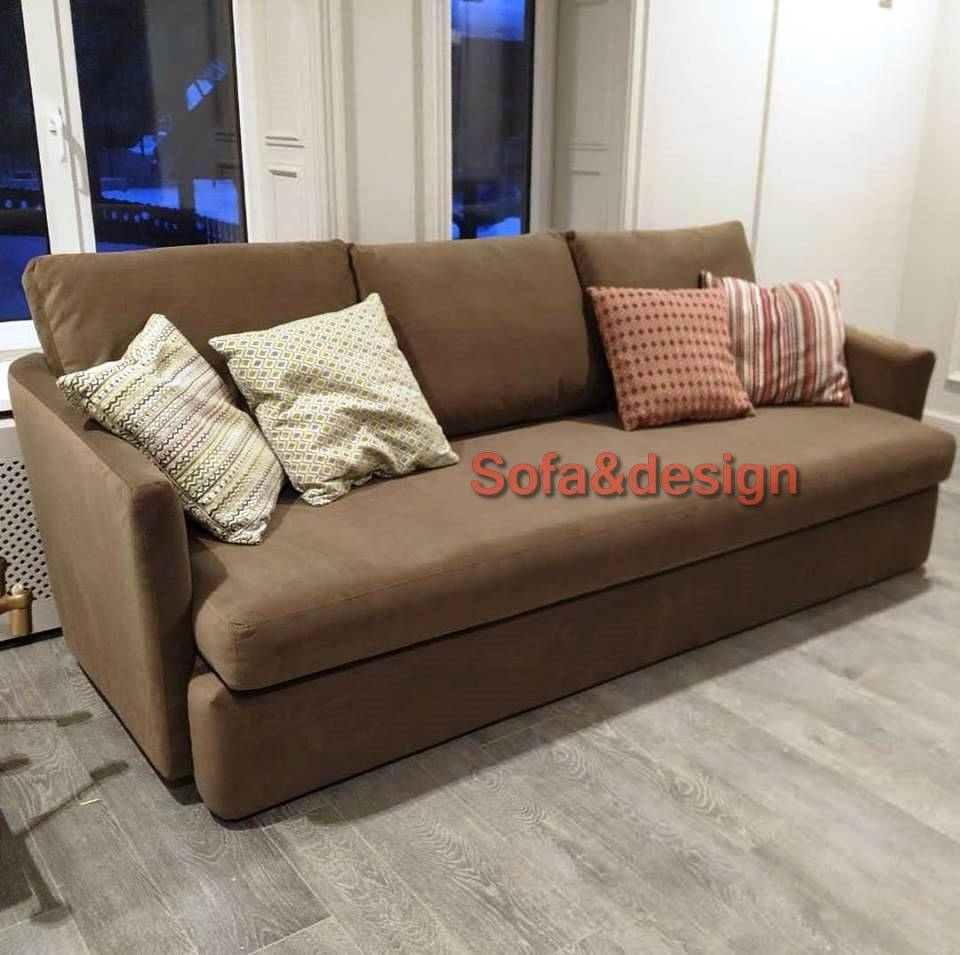 302336 n - Индивидуальная мягкая мебель